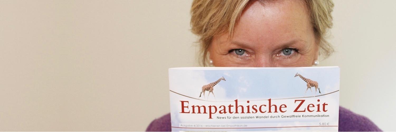 Der wichtigste Nutzen einer empathischen Kommunikation könnte es sein, Empathie für sich selbst zu entwickeln.